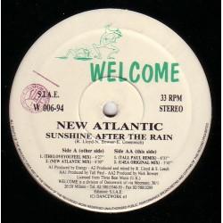 New Atlantic – Sunshine After The Rain