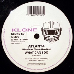 Atlanta – What Can I Do / Don't Stop