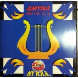 Amyna And The DJ's - My NRG