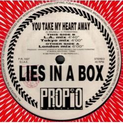 Lies In A Box – You Take My Heart Away