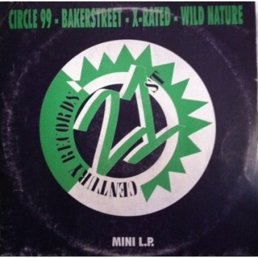 21ST Century Records Mini L.P 2