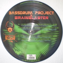 Bassdrum Project & Brainblaster – CHR EP Vol. 1