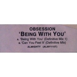 Obsession – Being With You / Can You Feel It