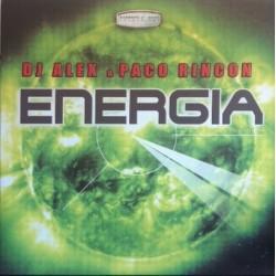DJ Alex & Paco Rincon – Energia