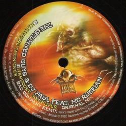 The Stunned Guys  & DJ Paul - Hardcore Takin' Over / Tommyknocker – Battle With The Mind (Remixes)