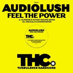 Audiolush – Feel The Power (REMIXES MAKINA)