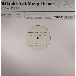 Matanka Feat. Sheryl Deane – Near Me (Remixes)
