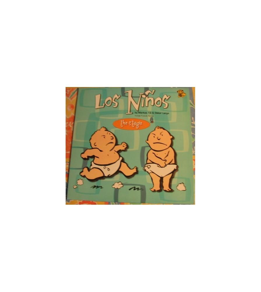 Los Niños - The Stage Los Niños - The Stage(TEMAZO MAKINA REMEMBER¡¡)