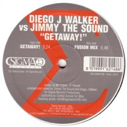 Diego J Walker vs Jimmy The Sound – Getaway