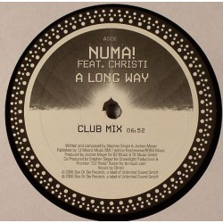 Numa Feat. Christi – A Long Way
