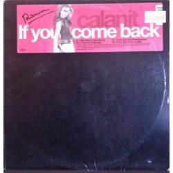 Calanit – If You Come Back