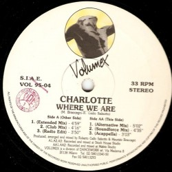 Charlotte  – Where We Are