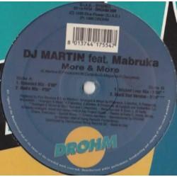 DJ Martin  feat. Mabruka – More & More