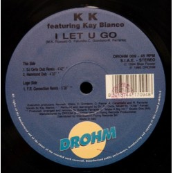 K K – I Let U Go (Remix)