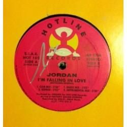 Jordan  – I'm Falling In Love