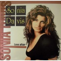 Sonia Davis – Love Affair