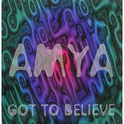 Amya – Got To Believe