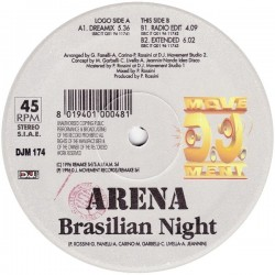 Arena  – Brasilian Night
