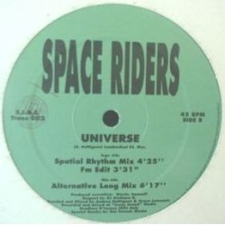 Space Riders  – Universe