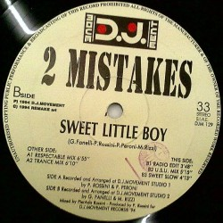 2 Mistakes – Sweet Little Boy