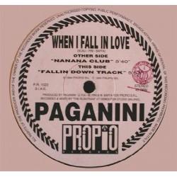Paganini – When I Fall In Love