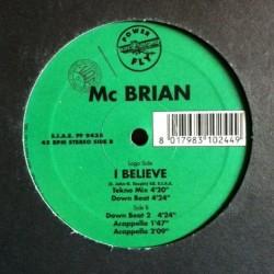 Mc. Brian – I Believe