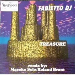 Fabietto DJ – Treasure (Remix)