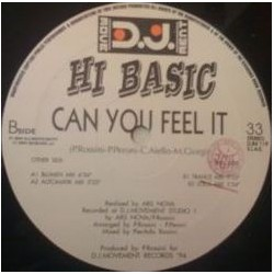 Hi-Basic – Can You Feel It