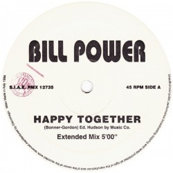 Bill Power – Happy Together