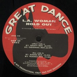 LA Woman – Hold Out