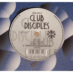 Club Disciples – Bodythief