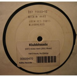 RESERVALO¡¡ Klubbheads - Kickin' Hard (Remixes 2001) COPIA UNICA¡