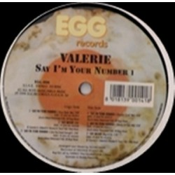 Valerie  – Say I'm Your Number 1