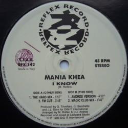 Mania Khea – I Know