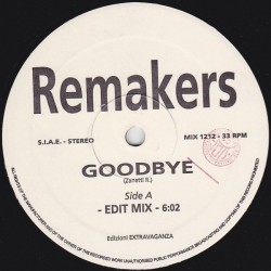 Remakers – Goodbye / Only You