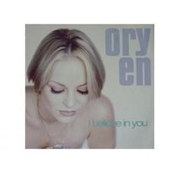 Ory En – I Believe In You