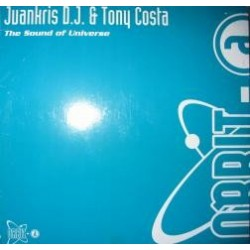 Juankris DJ & Tony Costa – The Sound Of Universe
