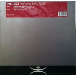 Pro-Ject - Alchemy Rmx 2000 (PRODUCCION JORDI ROBLES)