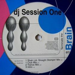 DJ Session One – Terminate The Brain