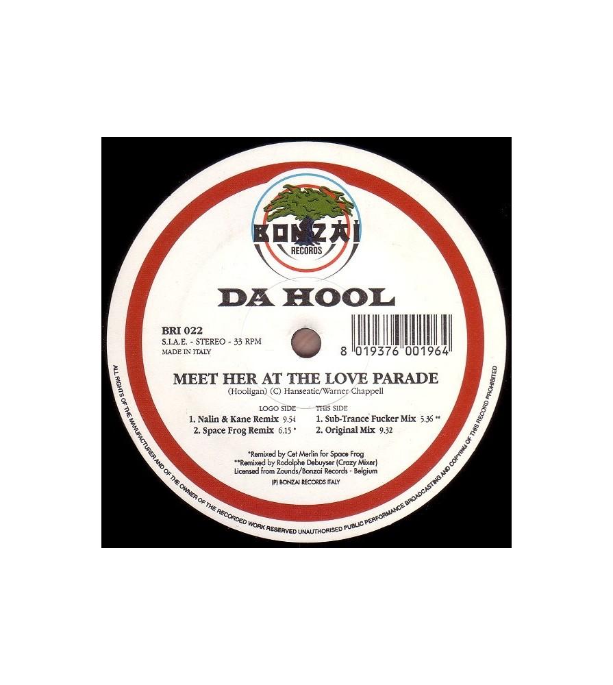 da hool meet her at the love parade vinyl Available as free download da hool - meet her at the love parade (paul denton luminosity rework) #trancefamily.