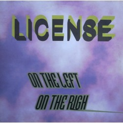 License  – On The Left, On The Right