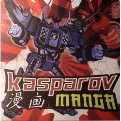Kasparov – Manga