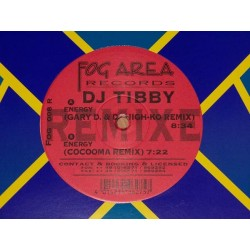 DJ Tibby – Energy (Remixes)
