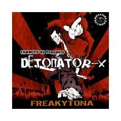 Frances DJ – Detonator X