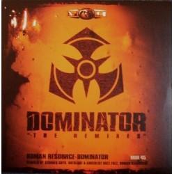Human Resource – Dominator - The Remixes
