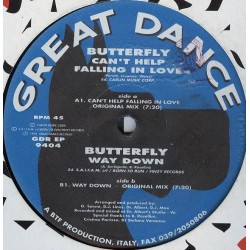 Butterfly  – Can't Help Falling In Love