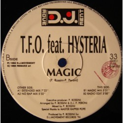 TFO feat. Hysteria – Magic (JOYA¡¡)
