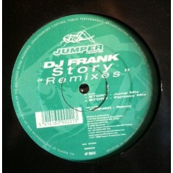 DJ Frank ‎– Story (Remixes + Dinner remix¡)