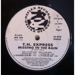 TH Express ‎– Missing In The Rain