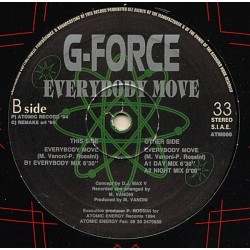 G-Force  ‎– Everybody Move